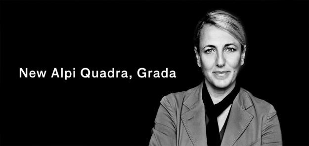 Patricia Urquiola / ALPI Quadra e ALPI Grada