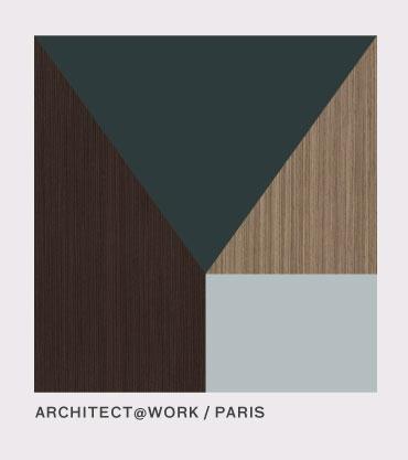 ALPI ad Architect@Work Parigi