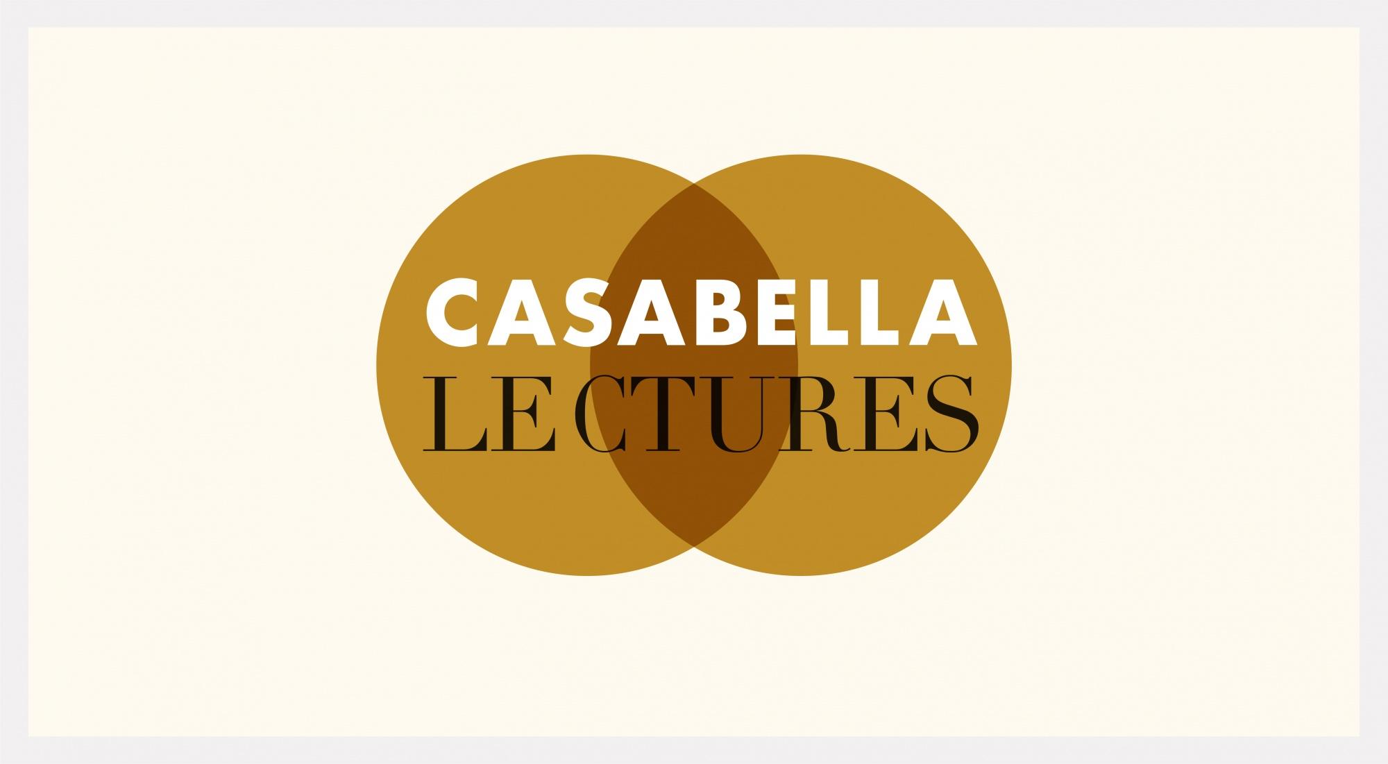 ALPI sponsors the CASABELLA Lectures