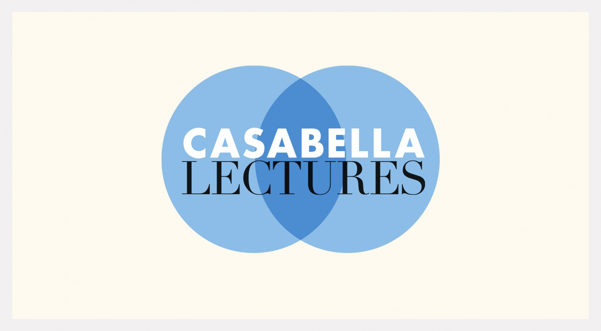 ALPI is the partner of CASABELLA Lectures - Online Talks