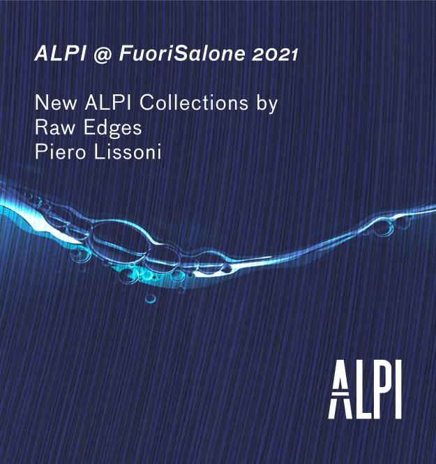 ALPI @FUORISALONE 2021