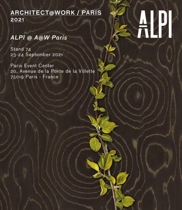 ALPI a Architect@Work Paris