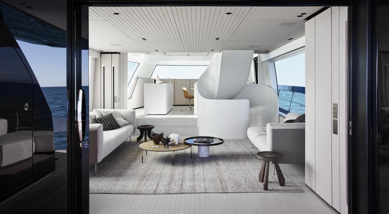 San Lorenzo SX76 Design by Piero Lissoni