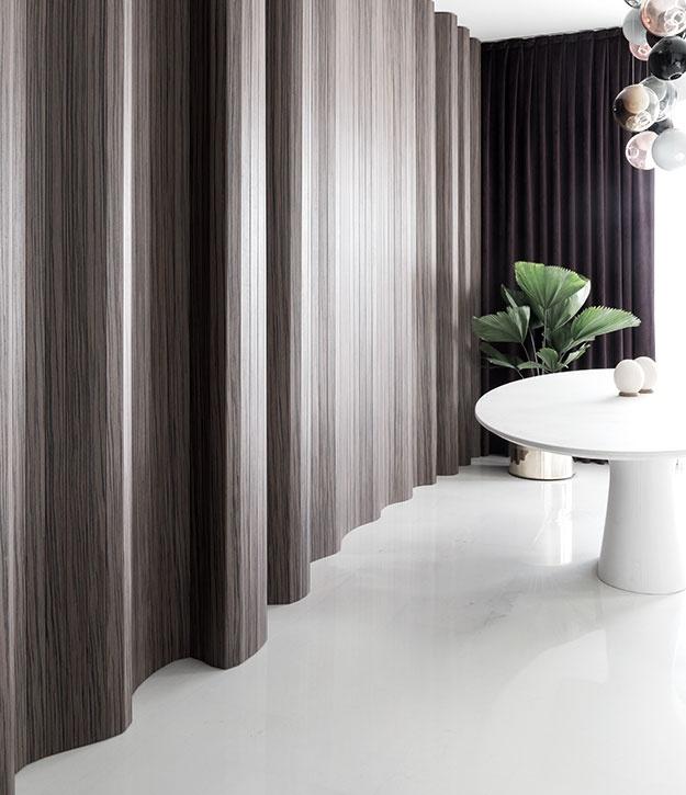 WOOD-SKIN/ Milano Apartment