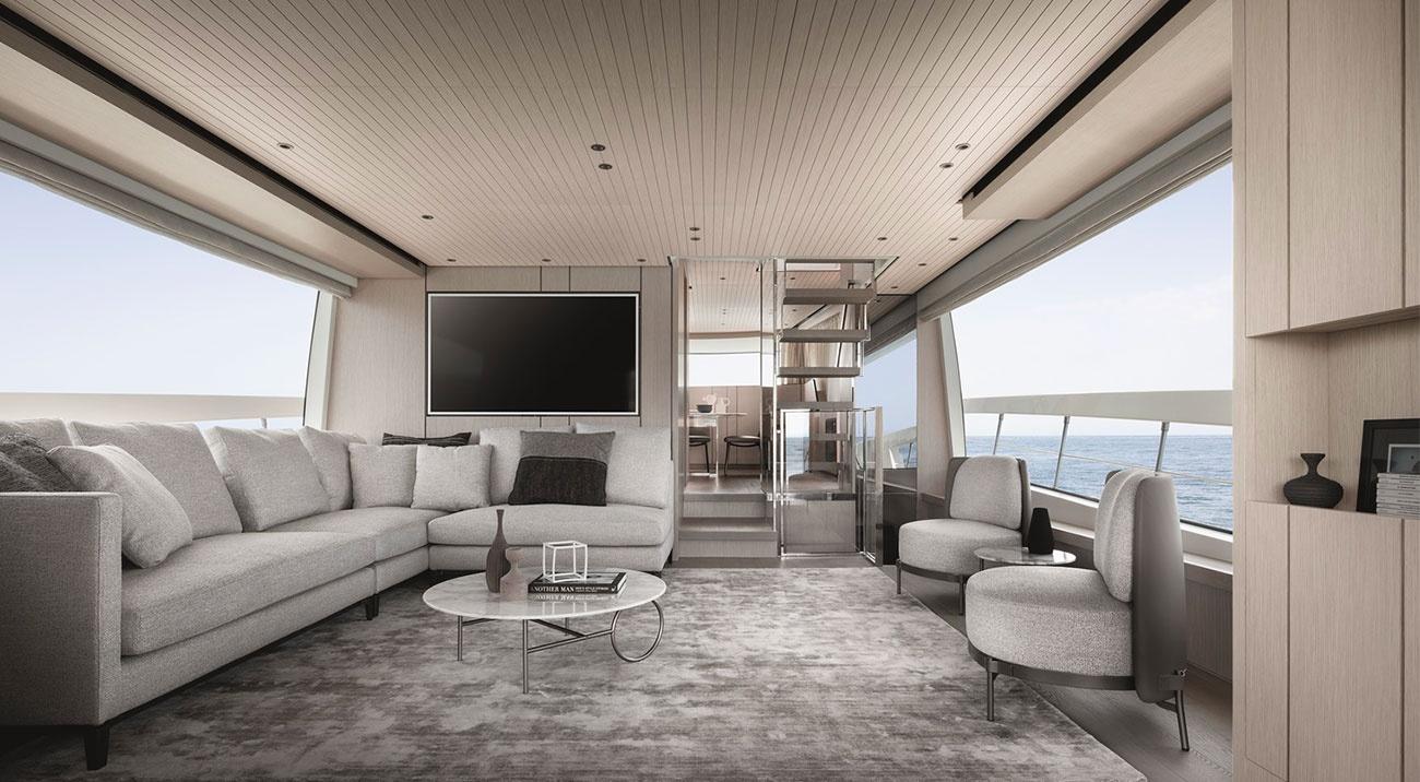San Lorenzo Yacht Crossover SX76