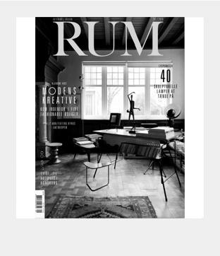 Rum Magazine DENNovembre 2019