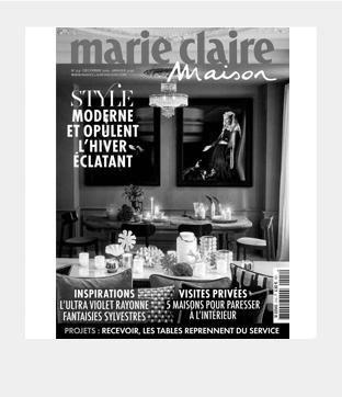 Marie Claire Maison FRADecember 2019
