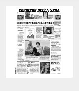Corriere della Sera ITADicembre 2019